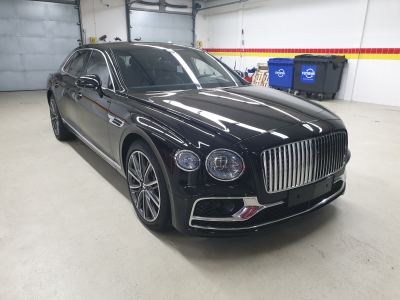 Bentley Flying Spur W12 First Edit.