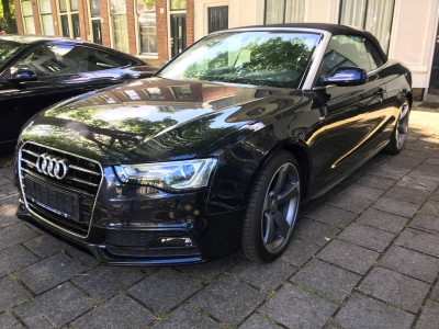 Audi A5 Cabriolet 2.0 TFSI 165kW quattro S tronic