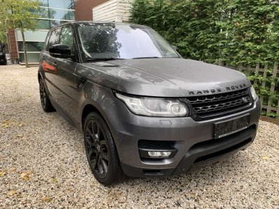 Range Rover Sport 5.0 V8 Supercharged HSE Dynamic