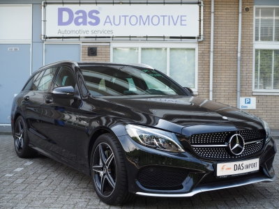 Mercedes-Benz C-Klasse Estate Mercedes- AMG C43 4Matic Aut.