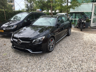 Mercedes-Benz C-Klasse Estate Mercedes-AMG C 63 S Aut