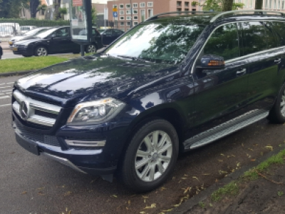 Mercedes-Benz GL-Klasse GL 500 4-Matic BlueEFFICIENCY