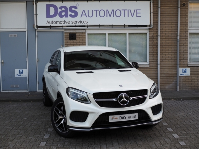 Mercedes-Benz GLE-Klasse Coupe GLE 450 4-Matic