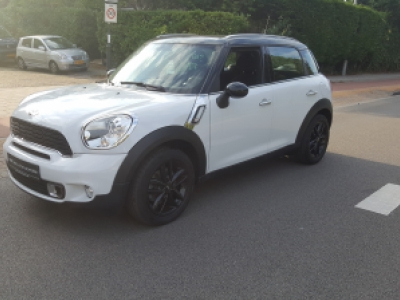 Mini Cooper S Countryman Pepper