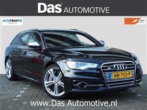 Audi S6 uit Duitsland