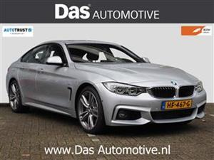 Duitse BMW 435i Gran Coupe