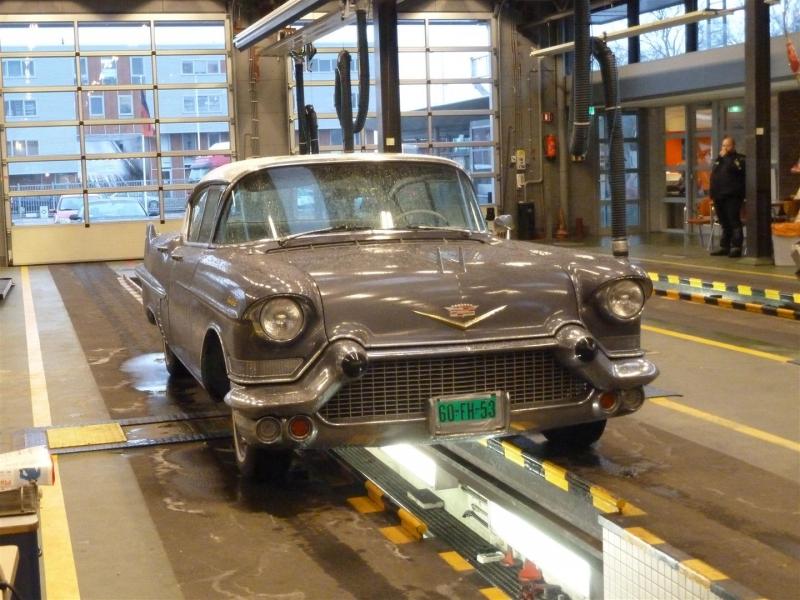 Importeren klassieke auto RDW