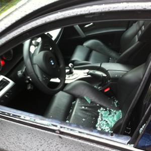 Auto alarm inbouwen
