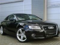 Audi A5 2.0 TFSI quattro uit Duitsland importeren