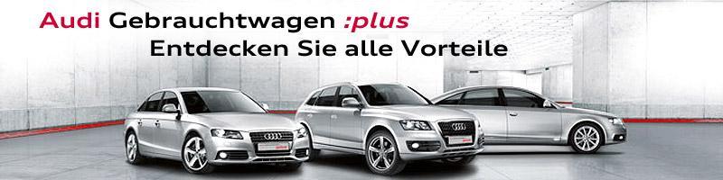 Audi gebrauchtwagen plus