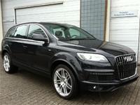 Audi Q7 4.2 TDI quattro uit Duitsland importeren