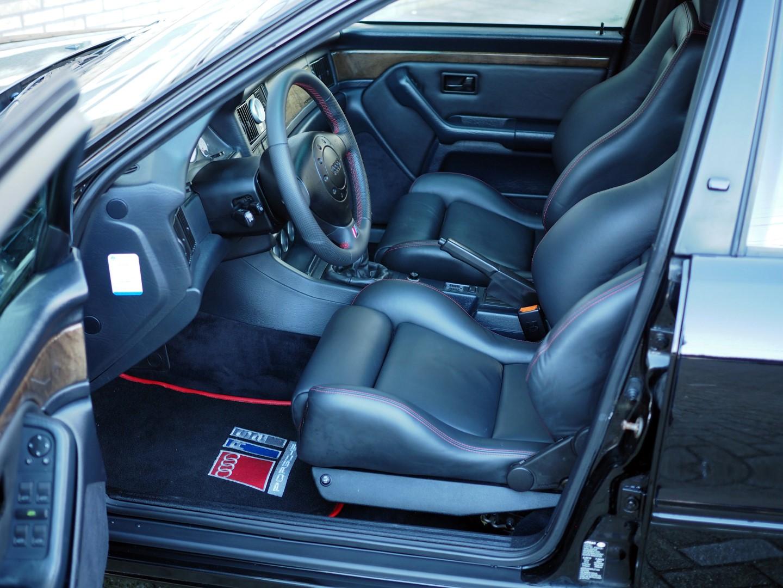 Audi RS2 uit Duitsland