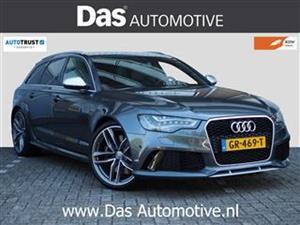 Audi RS6 uit Duitsland