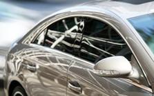 Auto ramen blinderen