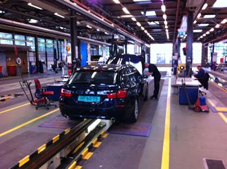 BMW uit Duitsland invoeren bij de RDW