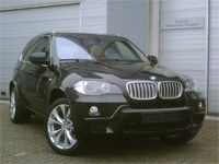BMW X5 5.0i High executive uit duitsland importeren