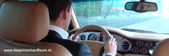 Chauffeursdienst - Das privéchauffeurs