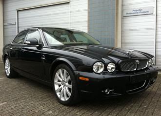 Jaguar uit Duitsland invoeren