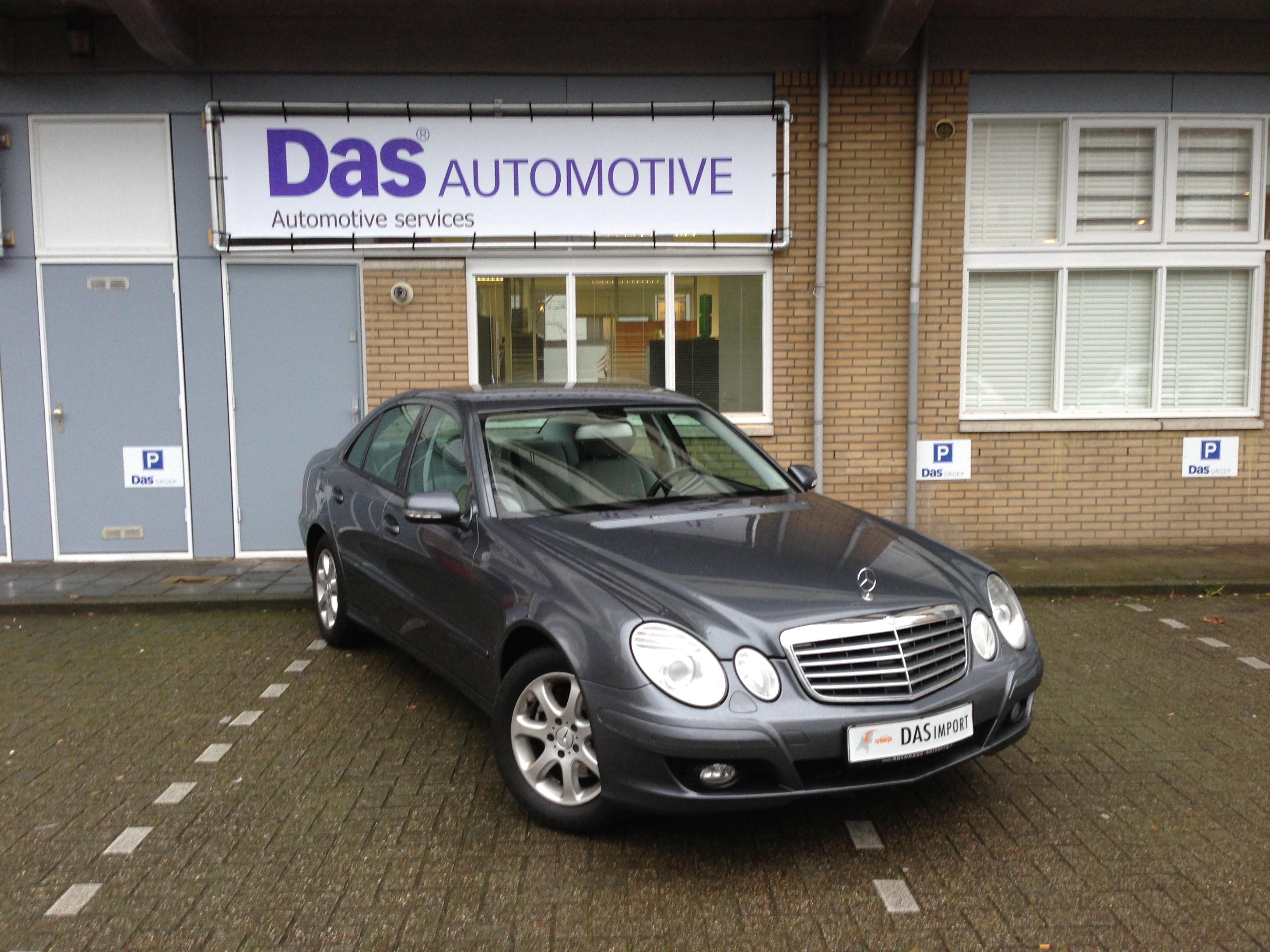 Mercedes-Benz importeren uit Duitsland