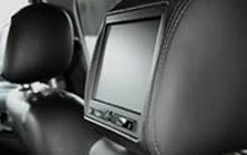 Multimedia inbouwen in import auto (LCD, DVD, TV, iPad, etc)