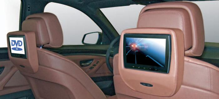Auto multimedia