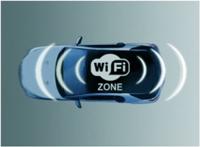 Wifi hotspot in de auto