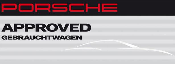 Porsche approved Gebrauchtwagen importeren