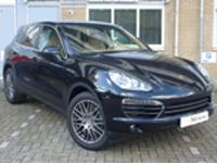 Porsche Cayenne 4.8 S 958 uit Duitsland importeren