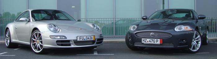 Duitse importauto's