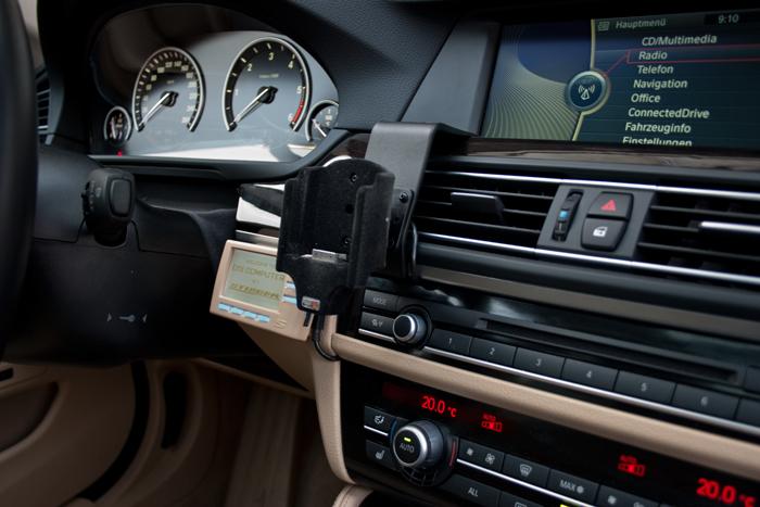 Radar detector laten inbouwen in import auto (Stinger DSI, Stinger Card en Stinger VIP)