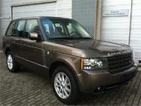 Range Rover 4.4 TDV8 Vogue uit Duitsland importeren