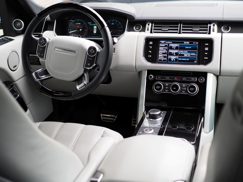 Range Rover SDV8 Vogue uit Duitsland