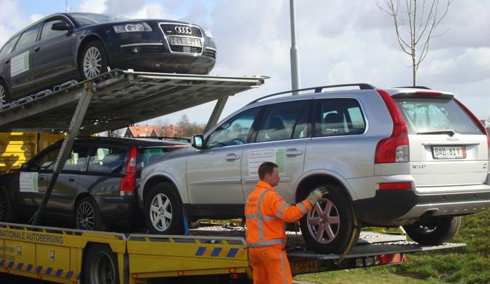 Volvo importeren uit Duitsland