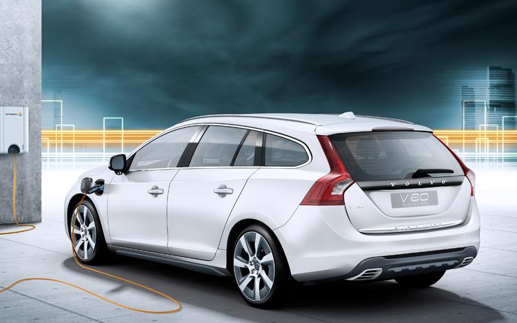 Volvo V60 Plug-in Hybrid uit Duitsland